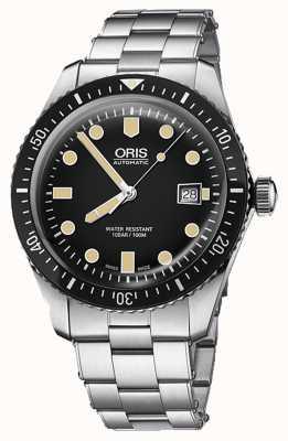 Oris Divers sześćdziesiąt pięć automatyczny wyświetlacz daty 01 733 7720 4054-07 8 21 18