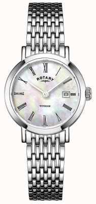Rotary Damski zegarek ze stali nierdzewnej LB05300/39