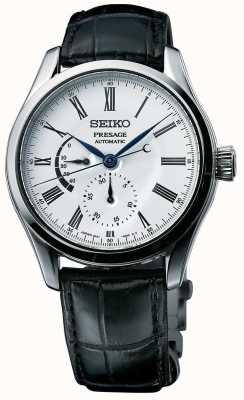 Seiko Presage automatyczny męski zegarek z wieloma tarczami SPB045J1