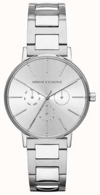 Armani Exchange Damski zegarek ze stali nierdzewnej Lola ze stali nierdzewnej AX5551