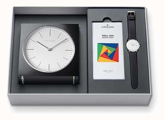 Junghans Komplet zegarów i zegarków Max limit edycja 2018 363/2816.00