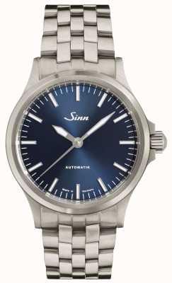 Sinn 556 ib niebieska bransoletka z drobnym łącznikiem 556.0104 FINE BRACELET