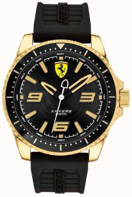 Scuderia Ferrari Mężczyzna xx kers pozłacane etui z gumką 0830485
