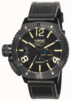 U-Boat Automatyczny zegarek Sommerso 46 dlc 9015