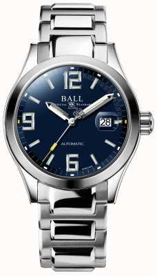 Ball Watch Company Legenda mechanika iii automatyczna niebieska tarcza wyświetlania daty i dnia NM2126C-S3A-BEGR