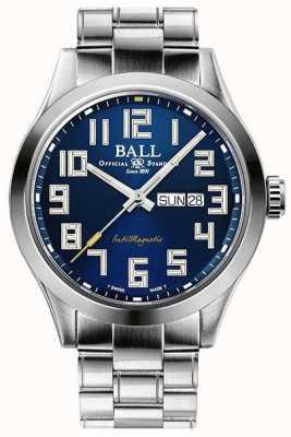 Ball Watch Company Inżynier iii starlight niebieska tarcza ze stali nierdzewnej edycja limitowana NM2182C-S9-BE1