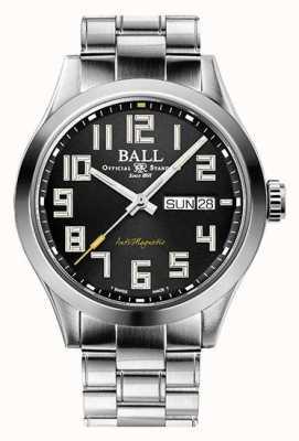 Ball Watch Company Engineer iii starlight czarna tarcza ze stali nierdzewnej edycja limitowana NM2182C-S9-BK1