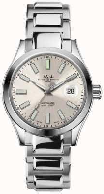 Ball Watch Company Inżynier ii cudowny automatyczny wyświetlacz daty szampana NM2026C-S6-SL