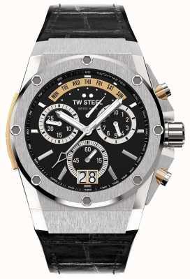 TW Steel Ace genesis edycja limitowana mężczyzna ace 101 chronograf czarny ACE101