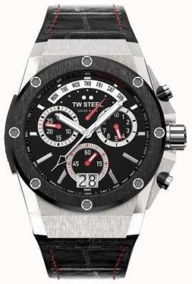 TW Steel Ace genesis edycja limitowana mężczyzna ace 102 chronograf czarny ACE102