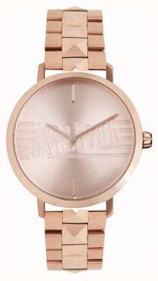 Jean Paul Gaultier Damska bransoletka złocistej bransoletki z różowego złota 8505701