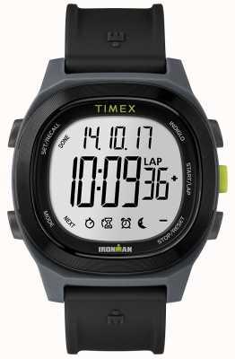 Timex Żelazny, niezbędny czarny zegarek TW5M18900SU