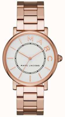 Marc Jacobs Damski klasyczny zegarek marki jacc jacobs różowego złota MJ3523