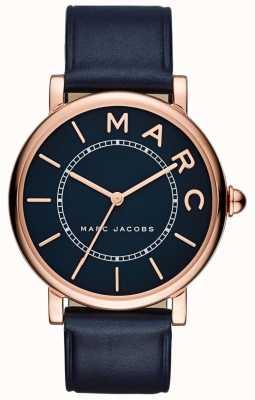 Marc Jacobs Damski marc jacobs klasyczny zegarek granatowy MJ1534