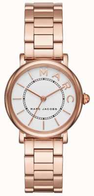 Marc Jacobs Damski klasyczny zegarek marki jacc jacobs różowego złota MJ3527