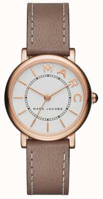 Marc Jacobs Zegarek damski marc jacobs classic szara skóra MJ1538