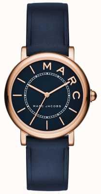 Marc Jacobs Damski marc jacobs klasyczny zegarek granatowy MJ1539