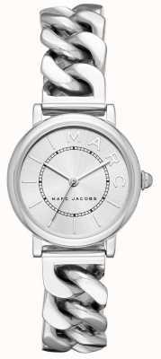 Marc Jacobs Damski marc jacobs klasyczny zegarek srebrny odcień MJ3593