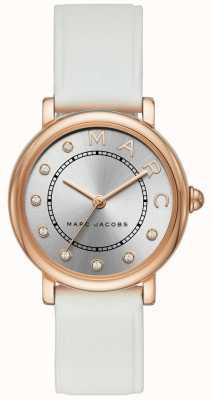 Marc Jacobs Damski marc jacobs klasyczny zegarek czerwona skóra MJ1634