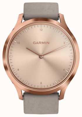 Garmin Vivomove hr Activity Tracker różowe złoto (i silikonowy pasek) 010-01850-09