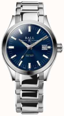 Ball Watch Company Inżynier m marvelight 40mm niebieska tarcza NM2032C-S1C-BE