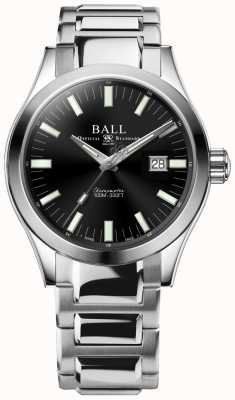 Ball Watch Company Inżynier m marvelight 43mm czarna tarcza NM2128C-S1C-BK