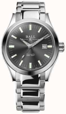 Ball Watch Company Inżynier m marvelight 43mm szara tarcza NM2128C-S1C-GY