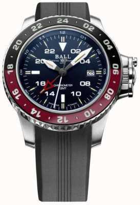 Ball Watch Company Inżynier aerogmt węglowodorów ii 42mm niebieska tarcza DG2018C-P3C-BE