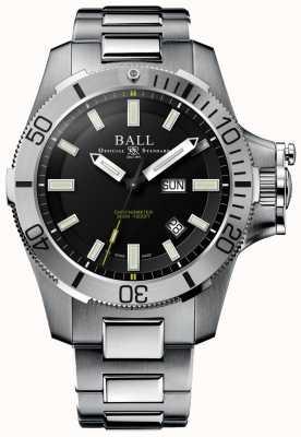 Ball Watch Company Inżynier węglowodorów 42 mm okręt podwodny ze stali nierdzewnej DM2276A-SCJ-BK