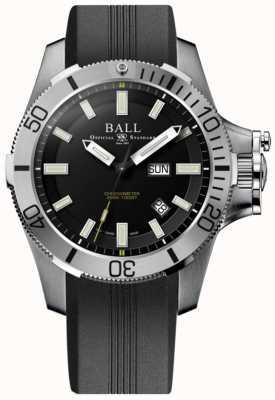 Ball Watch Company Hydroliner 42 mm podwodny inżynieryjny gumowy pasek DM2276A-PCJ-BK