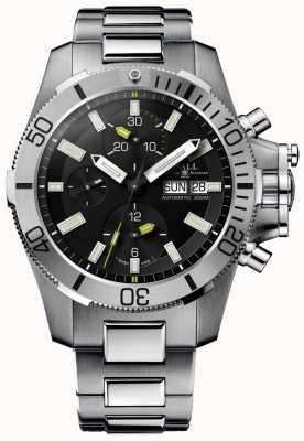 Ball Watch Company Inżynieryjny chronograf 42 mm podwodnego węglowodoru DC2276A-SJ-BK