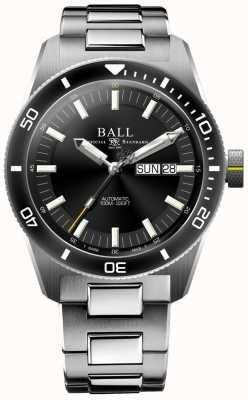 Ball Watch Company Mistrz inżynierii ii dziedzictwo skindiver 41mm DM3128C-SC-BK