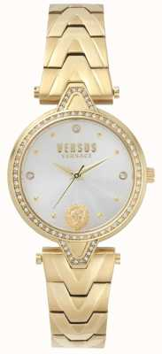 Versus Versace Damska bransoletka pv kontra v zestaw złota i złota SPCI350017