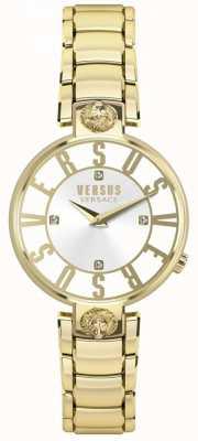 Versus Versace Damska bransoletka kristenhof złota tarcza złota bransoletka pvd SP49060018