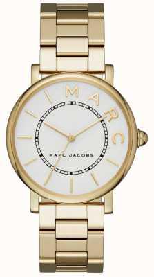 Marc Jacobs Klasyczna złota bransoletka pvd dla kobiet MJ3522