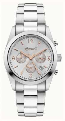 Ingersoll Uniwersalny chronograf dla kobiet I05401