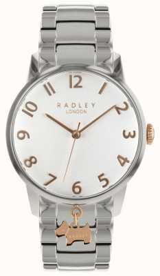 Radley Dwukolorowy zegarek damski RY4361