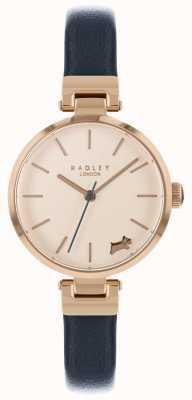 Radley Zegarek damski z różowym złotem RY2716