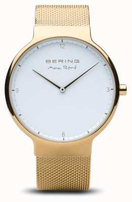 Bering Max rené | polerowane złoto 15540-334