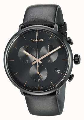 Calvin Klein Zegarek męski z chronografem w południe K8M274CB