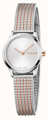 Calvin Klein Minimalny zegarek K3M23B26
