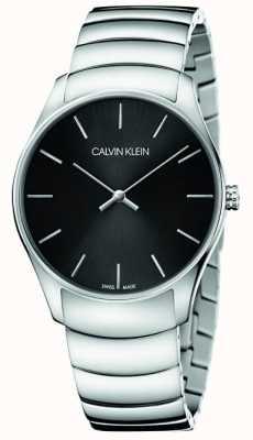 Calvin Klein Klasyczne srebro K4D2214V
