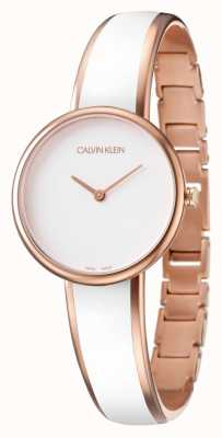 Calvin Klein Uwodzić zegarek K4E2N616