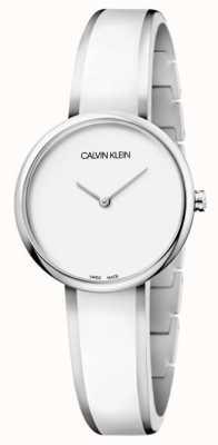 Calvin Klein Uwodzić zegarek K4E2N116