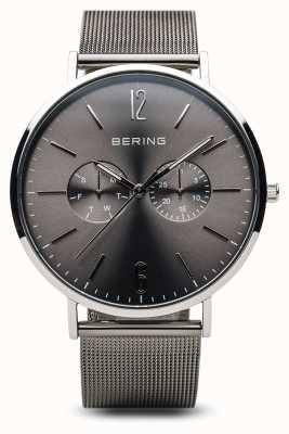 Bering Klasyczny | polerowane srebro | 14240-308