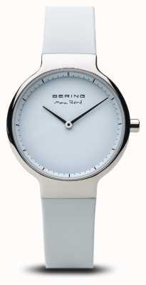 Bering Max rené | polerowane srebro | 15531-904