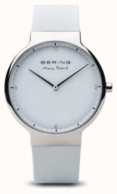 Bering Max rené | polerowane srebro | 15540-904