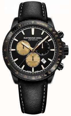 Raymond Weil Tango 300 | wzmocnienie marshalla limitowana edycja męska 8570-BKC-MARS
