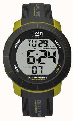 Limit Ograniczenie dla mężczyzn | podwójny zegarek chronograficzny 5675.66