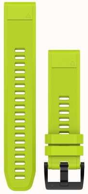 Garmin Amp żółty pasek quickfit 22mm fenix 5 / instynkt 010-12496-02